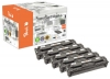 Peach Spar Pack Plus Tonermodule kompatibel zu  HP No. 305A