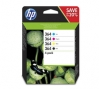 Original Combopack Tinte schwarz, color,  HP No. 364, N9J73AE