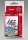 210625 - Original Multipack Tinte color, CLI-8CMY, 0621B029 Canon